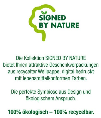 signed by nature